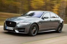Jaguar XF Review | Autocar