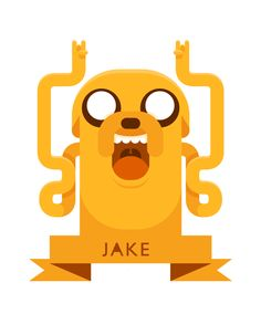 Jake by Helbetico.deviantart.com on @deviantART
