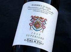 E. Pira & Figli Barbera d'Alba Superiore 2010. Красное пьемонтское из сорта Барбера. А заодно - какая актриса смогла бы сыграть создательницу этого вина Кьяру Боскис