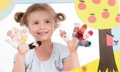 Finger Puppet | Child Development | Learning Game