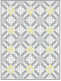 Here are 50 free patterns for lattice quilts, basket weave, interlocking rings and plaid designs! Lattice quilts are made with strips that f. Lap Quilt Patterns, Jelly Roll Quilt Patterns, Stencil Patterns, Quilting Projects, Quilting Designs, Quilting Tutorials, Quilting Ideas, Sewing Projects, Lattice Quilt