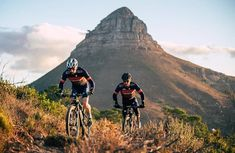 Absa Cape Epic: el sueño sudafricano de muchos bikers de mountain bike.