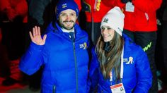 Members of the Swedish Royal family attend the opening ceremonies of 2015 Nordic World Ski Championships 2/18/2015
