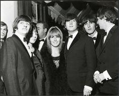 The Beatles, Maureen and Cynthia