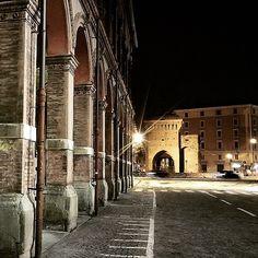 Porta San Donato, Bologna - Instagram by tets85