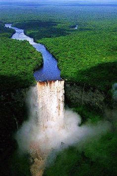 4 Of The Greatest Hidden Waterfalls On Earth