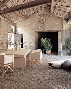 Ted Wolter's (owner of Manhattan Lucca & Co.) home in the South of France.