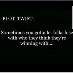 #plottwist