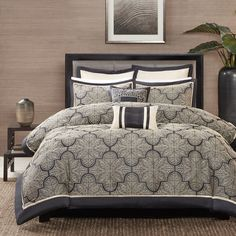 Found it at Wayfair - Medina Comforter Set
