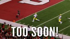 Watch: Oregon turns a too-early Utah touchdown celebration into a WILD 1...