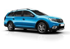 Dacia Logan MCV Stepway 2018-2019 – station wagon in a crossover suit