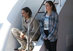 Nick Clark (Frank Dillane) and Alicia Clark (Alycia Debnam-Carey) in Episode 1 Photo by Richard Foreman/AMC