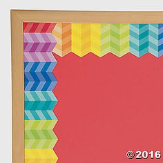 """Another great option to help you decorate your SPLAT bulletin board! Check out our blog post """"From Bulky to Beauty"""" to see how you can transform your bulletin board at http://splat.bogardpress.org/blog/"""