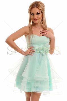Fofy Rich Beauty Green Dress