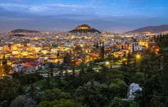 David Constable visited Athens to experience the stunning remnants of yesteryear's empires