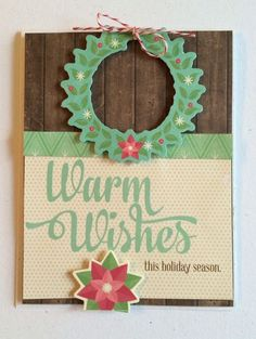 Jillibean Soup Bean Talk: Holiday cards - Kimber McGray