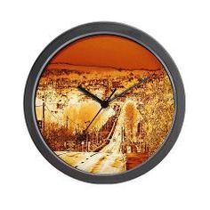 heviz altered Wall Clock> Altered Images> MehrFarbeimLeben