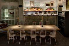Jaime Beriestain concept store & café, Barcelona - Spain