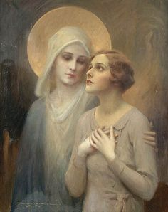 The Model for Women by Charles Bosseron Chambers, 1862-1964.