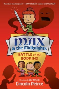 Max didn't expect knight school to be so tough. Luckily, she has her best friends - the MidKnights - at her side. But when Byjovia is under attack, the MidKnights will have to face beastly creatures, powerful spells, and their greatest foes yet - themselves?
