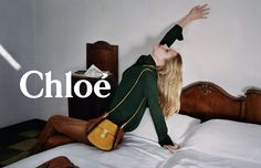 Chloé Heads to Italy for Fall 2016 Campaign