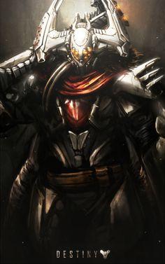 Riksis Devil Archon - I Love the Fallen Destiny Video Game, Video Game Art, Video Games, Destiny Fallen, My Destiny, Destiny Hunter, Sistema Solar, Cyberpunk, Aliens