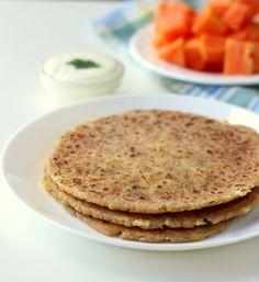 Rajgira Paneer Paratha Recipe, How to make Rajgira Paneer Paratha (Fasting Recipe)