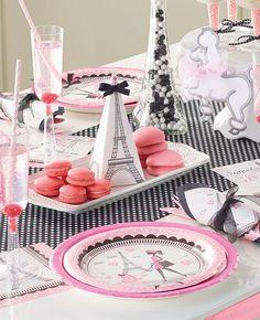 Paris Party Supplies