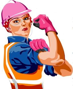 9% of workers in the construction industry are woman - #femalePPE @EHSToday