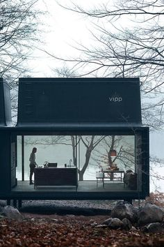 VIPP #design #zwart #wit #interieur