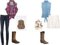 """""""Zac brown band concert"""" by r-odonoghue on Polyvore"""