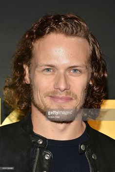 Sam Heughan attends the STARZ Pre-Golden Globe Celebration at Chateau Marmont on January 8, 2016 in Los Angeles, California.