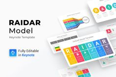 RAIDAR Model Keynote Template is a professional Collection shapes design and pre-designed template that you can download and use in your Keynote. The template contains 11 slides you can easily change colors, themes, text, and shape sizes Gift Card Presentation, Presentation Skills, Presentation Layout, Business Presentation, Presentation Templates, Professional Powerpoint Presentation, Professional Powerpoint Templates, All World Map, Risk Matrix