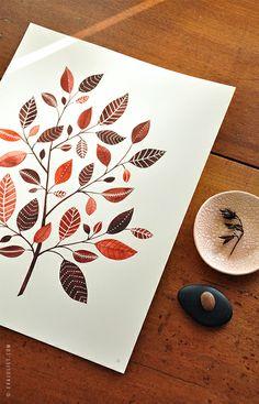 No hay nada como el color de las hojas en otoño
