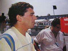 SENNA,MEXICO 1992