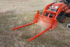 Image result for tractor bucket attachment forks