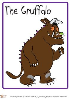 The Gruffalo Display Posters - http://displays.tpet.co.uk/#/viewPost/id563