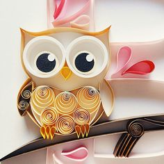 *QUILLING~and paper work | VK