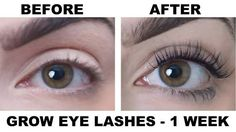 Grow Long Eyelashes FAST – Guaranteed result in just 1 week 1/2 tbsp coconut oil 1/2 tbsp castor oil 2 vitamin E capsule Mix all above ingredeints very well Your eyelash growth serum is ready Take 1-2 drops of this serum on your finger and.....