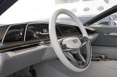 Concept-car ESCALA par Cadillac