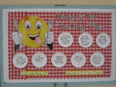 Use this idea: Hungry for God's word- for Sunday School bulletin board for Bible verse memorization Guidance Bulletin Boards, Counselor Bulletin Boards, School Bulletin Boards, Elementary Counseling, School Counselor, Elementary Schools, School Displays, Book Displays, Bible Verse Memorization