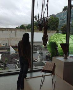 """Marita at """"Now! Le Off"""" 2013, Cité de la Mode et du Design - Paris Design Week"""
