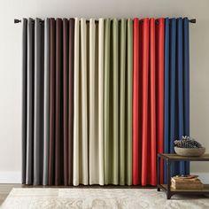 'Alexis' 2-Pack Blackout Grommet Panels - Curtains for $71.99