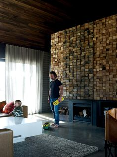 Inspired by a local barn, architect Jeremy Wolveridge has built a new home for himself and his family in rural Victoria. But Mark Scruby discovers that there is more than meets the eye to this apparently simple house.