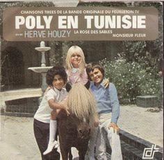 POLY, mon enfance .... le beau poney à la crinière blonde comme le blé que ma sœur et moi rêvions d'avoir.