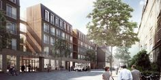 Sølund Retirement Community Second Prize Winning Proposal / Henning Larsen Architects