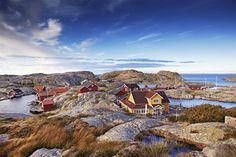 A photo opportunity lurks around every corner in Bohuslän, whose coastline splinters into 8,000 rocky pieces in the Skagerrak Strait © Matt Munro / Lonely Planet