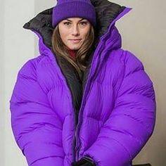 Puffy Jacket, Down Coat, Winter Coat, Parka, Rain Jacket, Windbreaker, Jackets For Women, Winter Jackets, Instagram