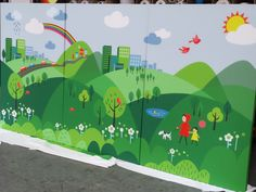 Custom WhisperArt® acoustic panels designed for a child friendly environment Child Friendly, Acoustic Panels, Commercial Design, Environment, Fabric, Projects, Tejido, Log Projects, Fabrics