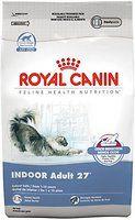 Royal Canin Indoor Adult 27 Dry Cat Food, 15-lb bag